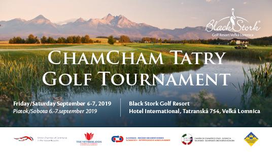 CHAMCHAM TATRY GOLF TOURNAMENT