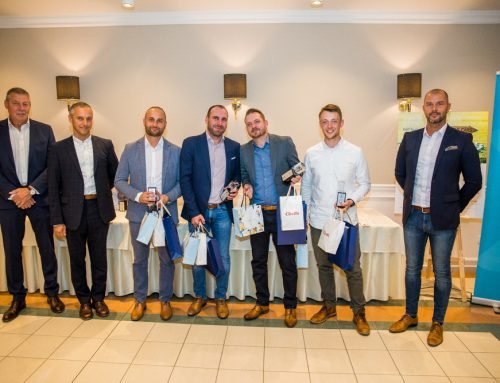 Atlas Copco CEE Team – Winner of Swedish Chamber Open 2019 Golf Tournament