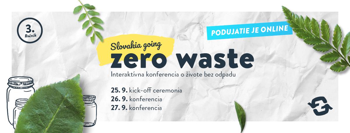 "Conference ""Slovakia Going Zero Waste"""